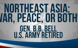 Northwest Asia: War Peace Or Both?