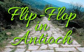 Flip-Flop In Antioch