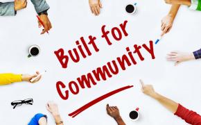 Built for Community
