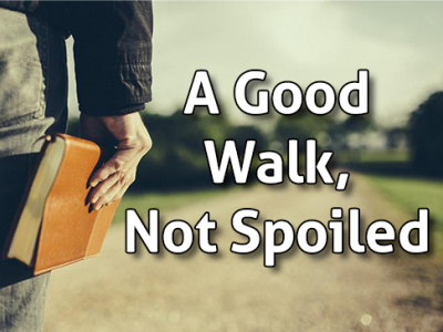 A Good Walk, Not Spoiled